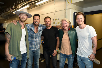 Phillip Sweet 2018 CMT Music Awards - Backstage & Audience