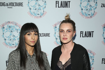 Phoebe Dahl Zadig & Voltaire And Flaunt Celebrate The FW16 Collection