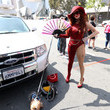 Phoebe Price #FreeBritney Rally In Los Angeles