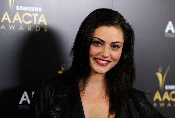 Phoebe Tonkin - Australian Academy Of Cinema And Television Arts' 1st Annual Awards - Arrivals