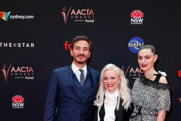 Phoebe Tonkin Jackie Weaver Celebrities Attend the 2019 AACTA Awards at The Star
