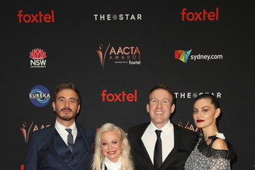 Phoebe Tonkin Jackie Weaver 2019 AACTA Awards Presented By Foxtel | Red Carpet Arrivals