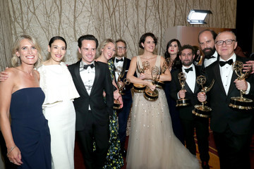 Phoebe Waller-Bridge Sian Clifford IMDb LIVE After The Emmys Presented By CBS All Access