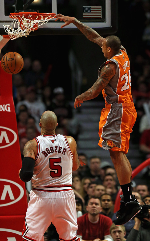 Carlos Boozer, Shannon Brown - Shannon Brown Photos ...