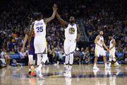 Kevin Durant Draymond Green Photos Photo