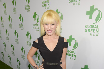 Phu Styles Global Green USA's 12th Annual Pre-Oscar Party At AVALON Hollywood