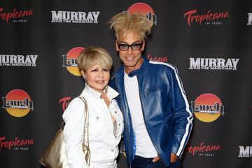 Pia Zadora Murray The Magician Tropicana Hotel Laugh Factory Opening
