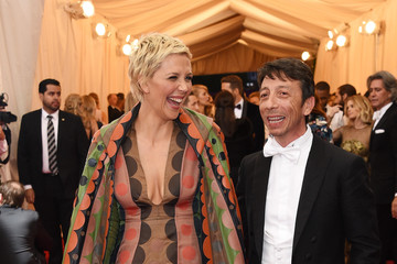 Pier Paolo Piccioli Red Carpet Arrivals at the Met Gala — Part 3
