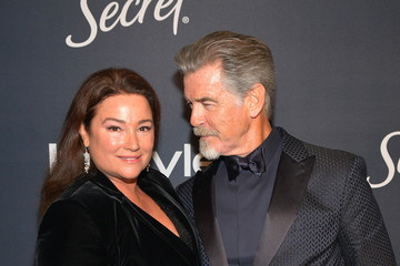 Pierce Brosnan The 2020 InStyle And Warner Bros. 77th Annual Golden Globe Awards Post-Party - Red Carpet