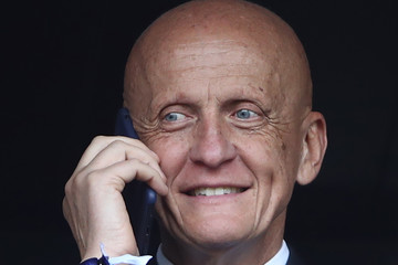 Pierluigi Collina Norway v England: Quarter Final  - 2019 FIFA Women's World Cup France