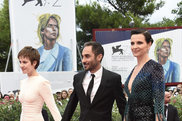 Piero Messina Tiffany & Co Dazzles at 'The Wait' Premiere - 72nd Venice Film Festival