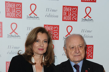 Pierre Berge Sidaction Gala Dinner 2013 - Photocall
