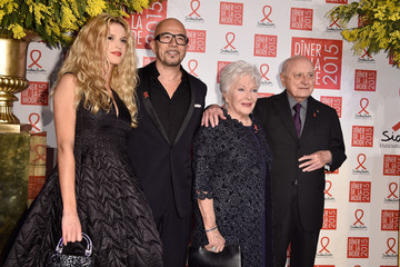 Pierre Berge Sidaction Gala Dinner in Paris