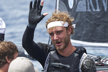 Pierre Casiraghi Day 3 - 36th Copa del Rey Mapfre Sailing Cup