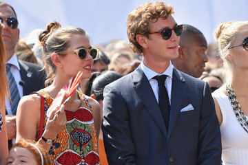 Pierre Casiraghi Prince Albert of Monaco Celebrates 10 Years on the Throne