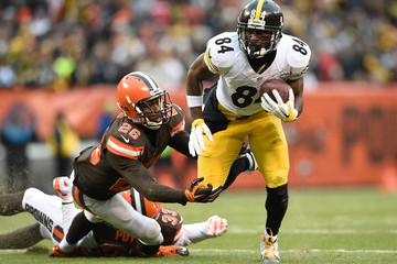 Pierre Desir Pittsburgh Steelers v Cleveland Browns
