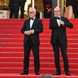 """Pierre Lescure """"Stillwater"""" Red Carpet - The 74th Annual Cannes Film Festival"""