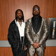 "Pierre ""Pee"" Thomas 61st Annual Grammy Awards - Backstage"