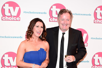 Piers Morgan The TV Choice Awards 2019 - Red Carpet Arrivals