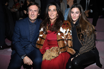 Pietro Beccari Berluti: Front Row  - Paris Fashion Week - Menswear F/W 2018-2019