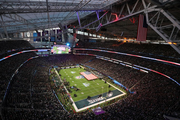 Pink Super Bowl LII - Philadelphia Eagles v New England Patriots