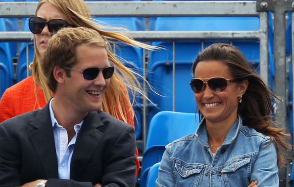 pippa middleton boyfriend. Pippa Middleton Sightings At