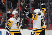 Phil Kessel and Sidney Crosby Photos Photo
