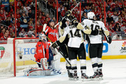 James Neal Braden Holtby Photos Photo