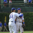 Cody Ransom and Anthony Rizzo Photos