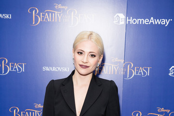 Pixie Lott 'Beauty and the Beast' - UK Launch Event at Odeon Leicester Square - Red Carpet Arrivals