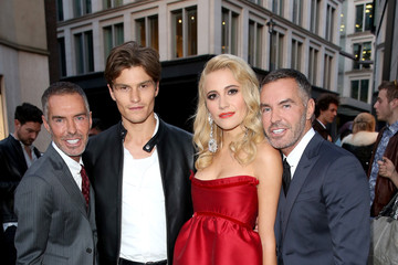 Pixie Lott DSQUARED2 Celebrates London Flagship Opening