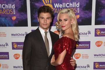 Pixie Lott Oliver Cheshire The Duke And Duchess Of Sussex Attend WellChild Awards