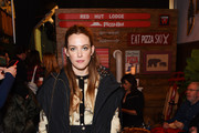 Riley Keough of 'Zola' attends the Pizza Hut x Legion M Lounge during Sundance Film Festival on January 25, 2020 in Park City, Utah.