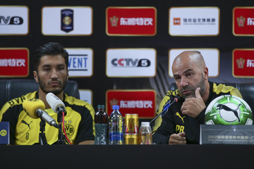 Player Borussia Dortmund Official Training & Press Conference - 2017 International Champions Cup China