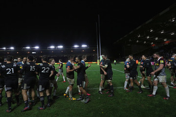 Player Harlequins v Maori All Blacks