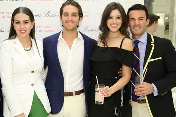 Plum Sykes Brooks Brothers and Zac Posen Host a Book Launch Party for Plum Sykes' 'Party Girls Die in Pearls'