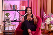 Jemele Hill speaks during the Spotify House Of Are & Be Podcast Session Presenting Jemele Hill Is Unbothered Live With Senator Kamala Harris on July 06, 2019 in New Orleans, Louisiana.