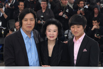 David Lee Yun Jung Hee Poetry - Photocall:63rd Cannes Film Festival