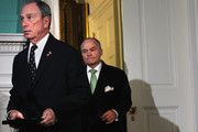Michael Bloomberg and Raymond Kelly Photos Photo