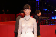 """Member of the International Jury Berenice Bejo attends the """"Police"""" (Night Shift) premiere during the 70th Berlinale International Film Festival Berlin at Berlinale Palace on February 28, 2020 in Berlin, Germany."""
