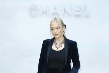 Pom Klementieff Chanel: Photocall - Paris Fashion Week - Haute Couture Fall Winter 2018/2019