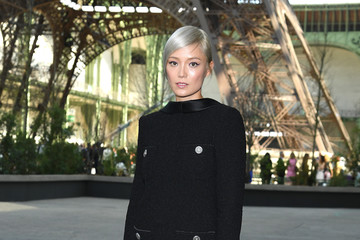 Pom Klementieff Chanel : Photo Call - Paris Fashion Week - Haute Couture Fall/Winter 2017-2018