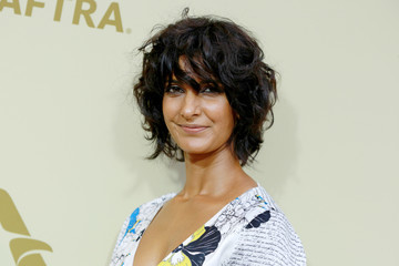 Poorna Jagannathan The Hollywood Reporter And SAG-AFTRA Inaugural Emmy Nominees Night Presented By American Airlines, Breguet, And Dacor - Red Carpet