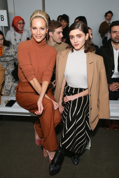 Noon By Noor - Front Row - February 2019 - New York Fashion Week: The Shows