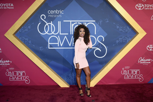 2016 Soul Train Music Awards - Arrivals