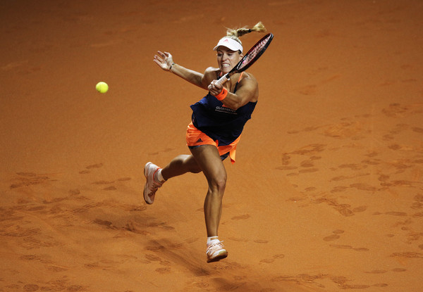 Maria Sharapova drawn in Angelique Kerber's section in Madrid Open