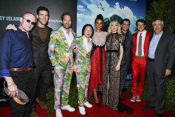 "Portia Doubleday Premiere Of Columbia Pictures' ""Blumhouse's Fantasy Island"" - Red Carpet"
