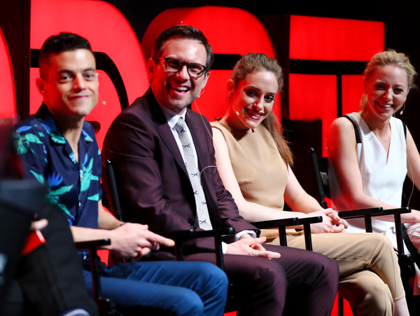 Panel And Reception For USA Network's 'Mr Robot'