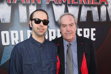Powers Boothe The World Premiere of Marvel's 'Captain America: Civil War' - Red Carpet