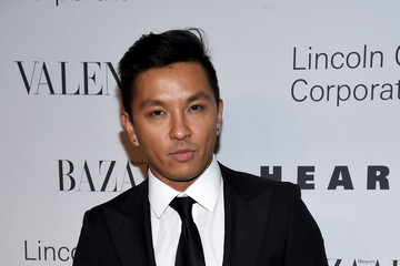 Prabal Gurung An Evening Honoring Valentino Lincoln Center Corporate Fund Black Tie Gala - Arrivals